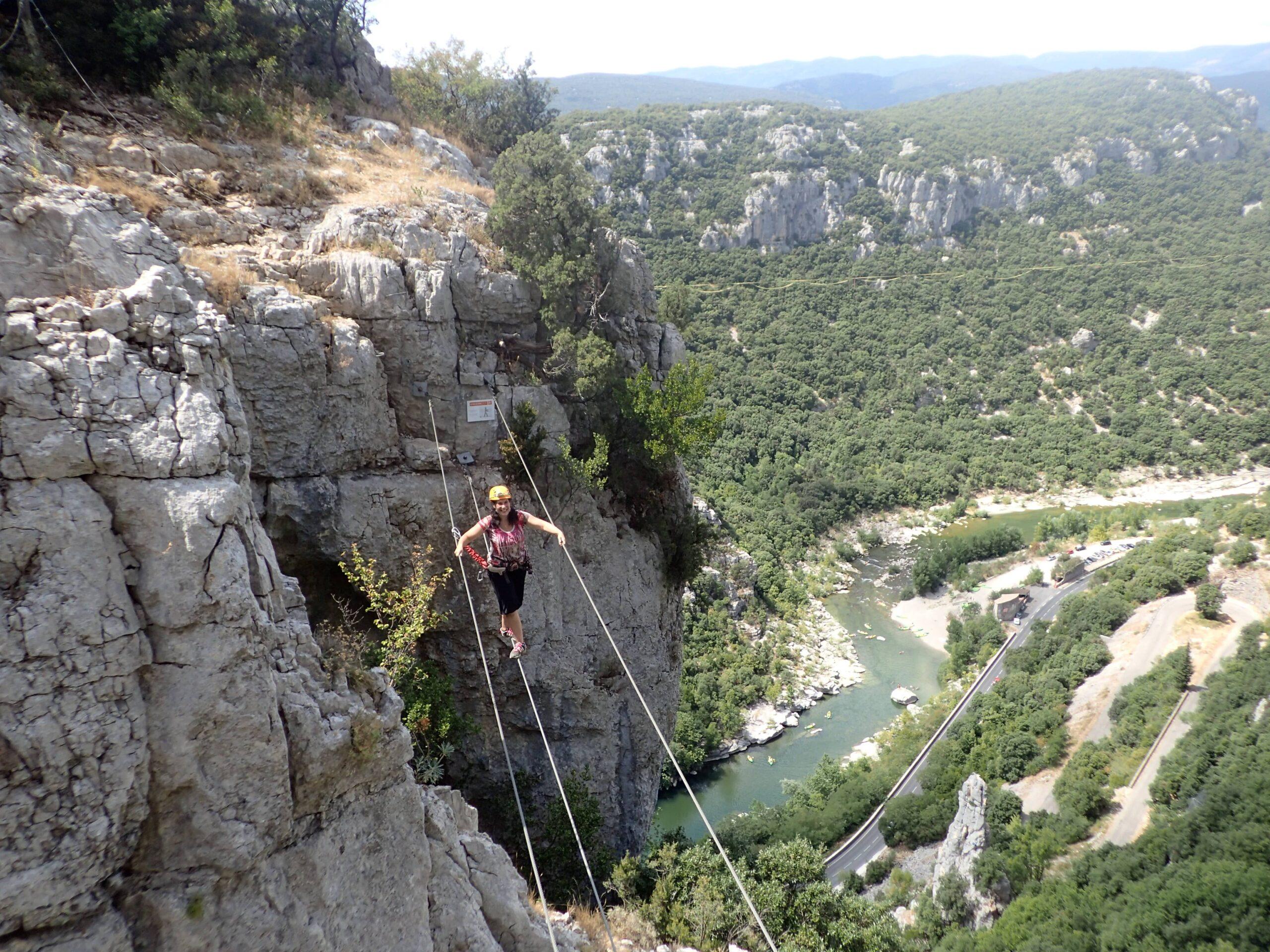 Pont de singe Thaurac