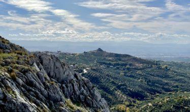 Vue sur Cogollos